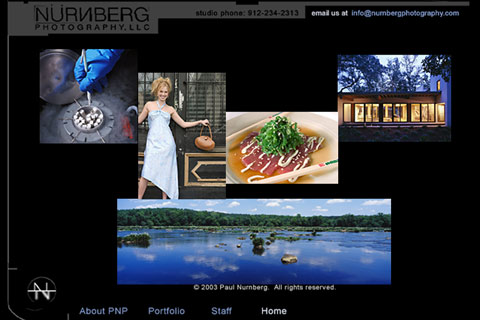 Nurnberg Photography Website